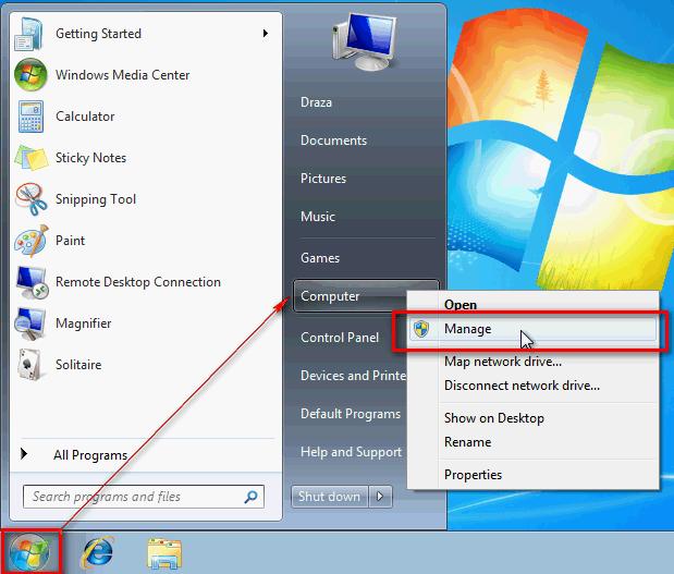 Како деинталирати Линукс из dual-boot резима са Виндовсом 01