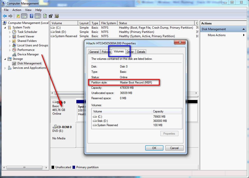 Како деинталирати Линукс из dual-boot резима са Виндовсом 28