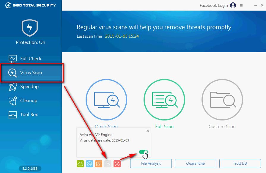 360 Total Security - još bolji besplatni antivirus