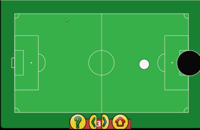 GCompris fudbal