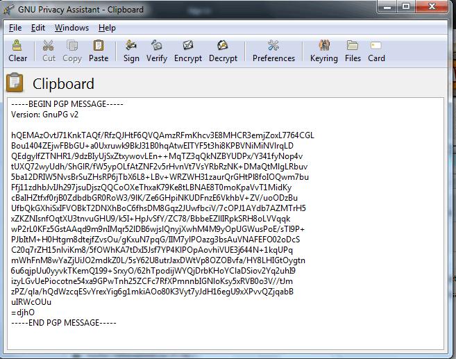 Generate Key 11