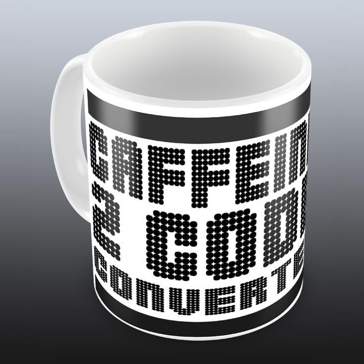 Caffeine2Code converter