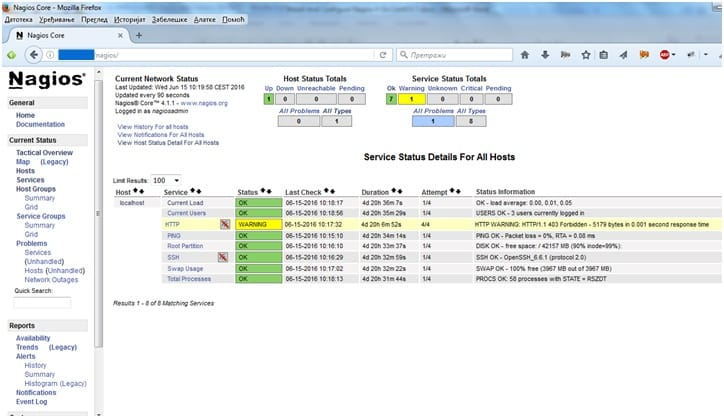 ServiceView